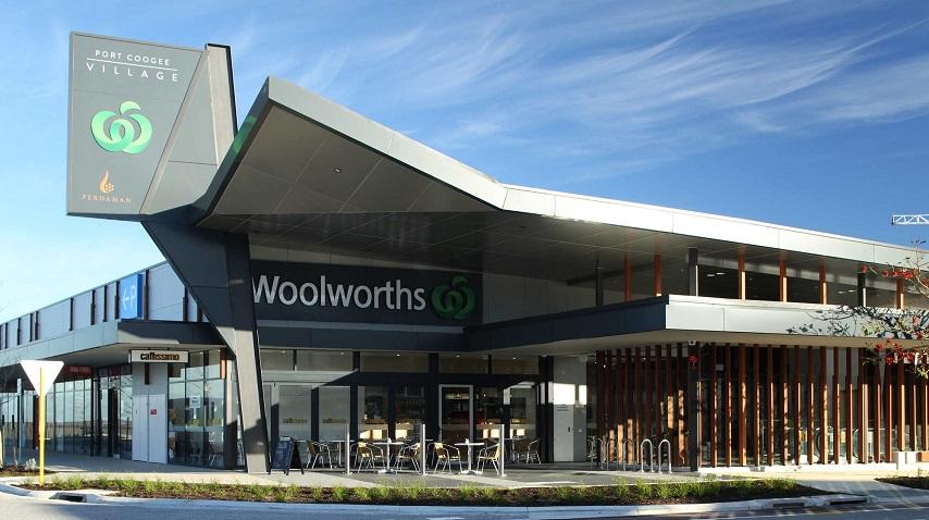 Coogee Shopping Centre Car Park