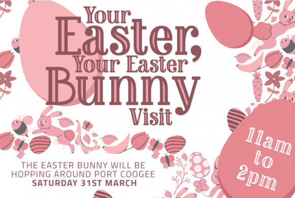 Your Easter, Your Easter Bunny Visit
