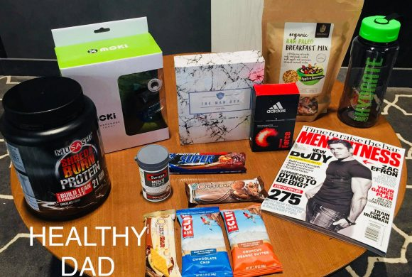 Healthy Dad Prize Pack