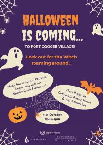 Halloween at Port Coogee Village!