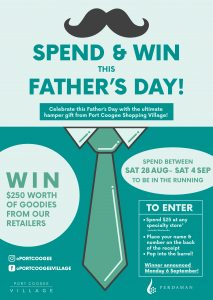 FATHER′S DAY SPEND & WIN