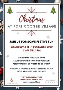 CHRISTMAS AT COOGEE VILLAGE